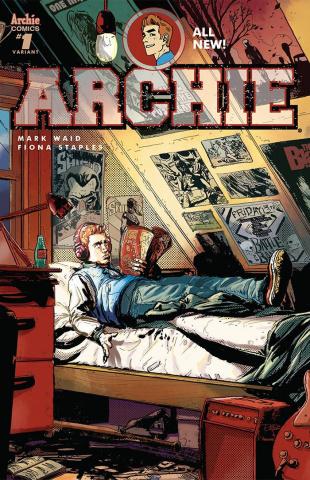 Archie #1 (T.Rex Cover)