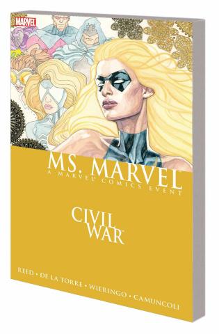 Ms. Marvel: Civil War