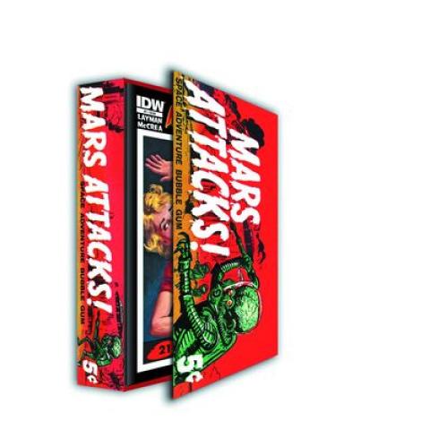 Mars Attacks Boxed Set #1