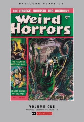 Weird Horrors Vol. 1