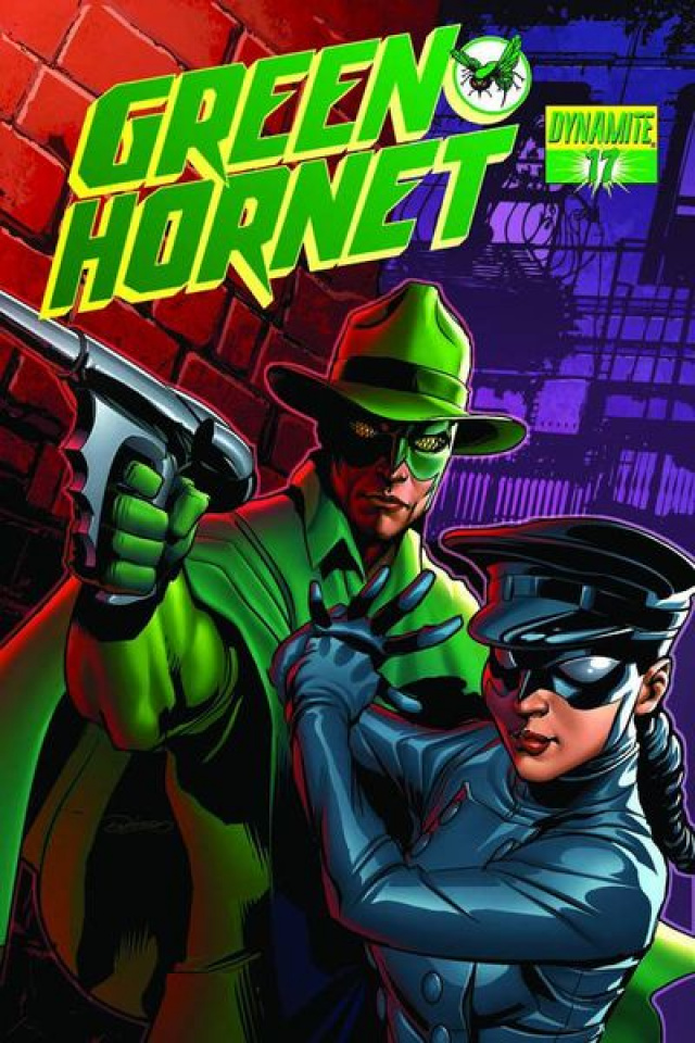 The Green Hornet #17