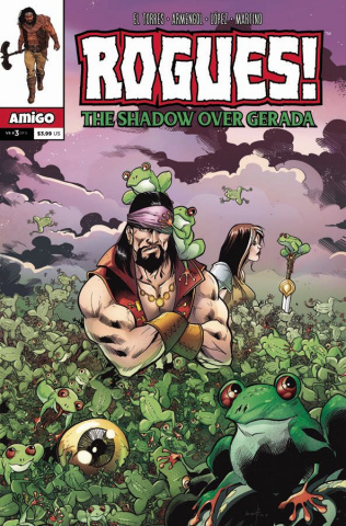 Rogues! The Shadow Over Gerada #3