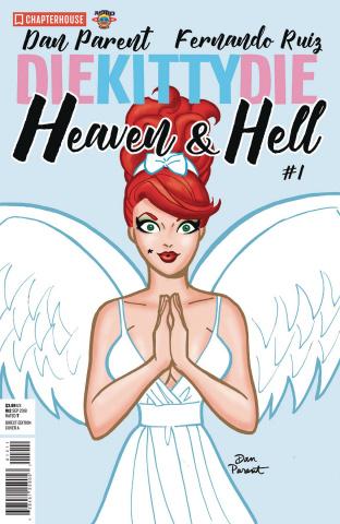 Die Kitty, Die! Heaven & Hell #1