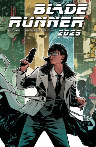 Blade Runner 2029 #9 (Spokes Cover)