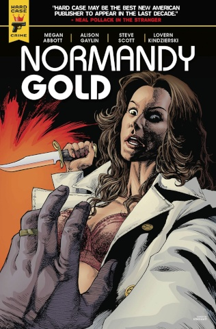Normandy Gold #3 (Scott Cover)
