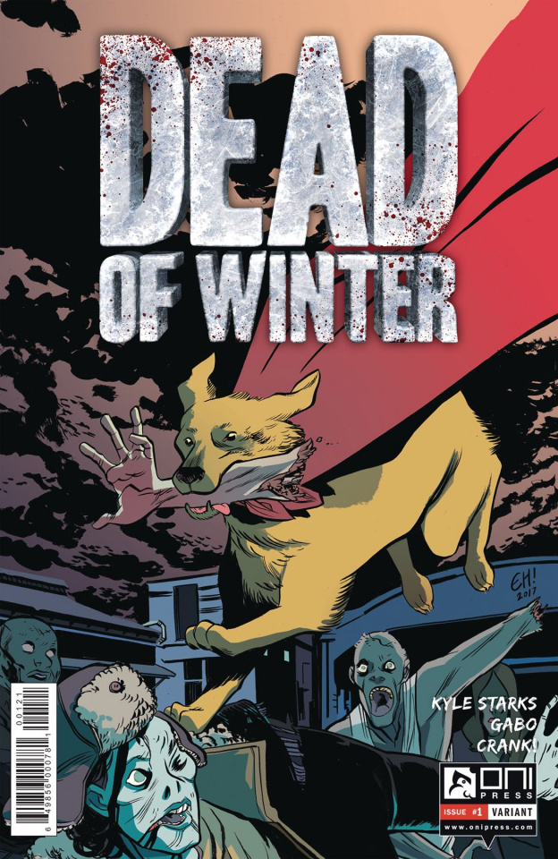 Dead of Winter #1 (Henderson Cover)