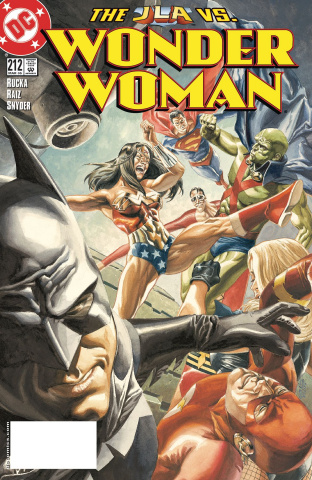 Wonder Woman #212 (Dollar Comics)