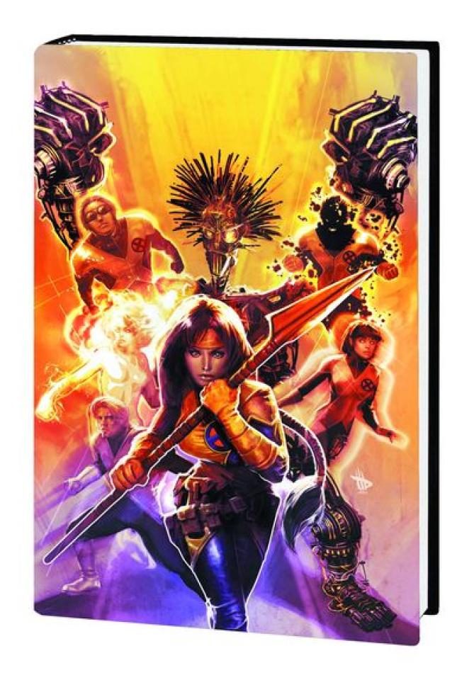 New Mutants: Fall of New Mutants