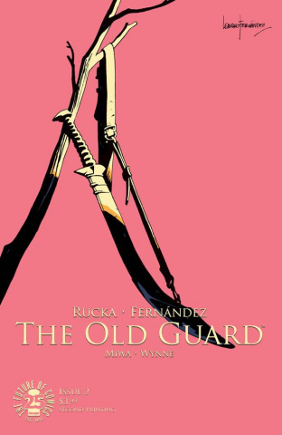 The Old Guard #2 (2nd Printing)