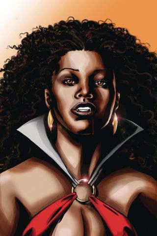 Vampirella #8 (Martinez Virgin Cover)