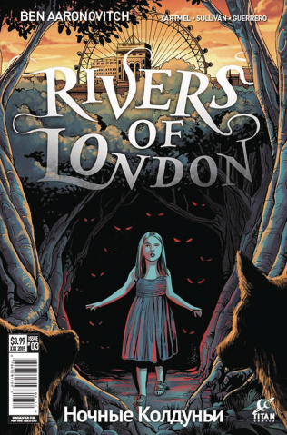 Rivers of London: The Night Witch #3 (Cover B)