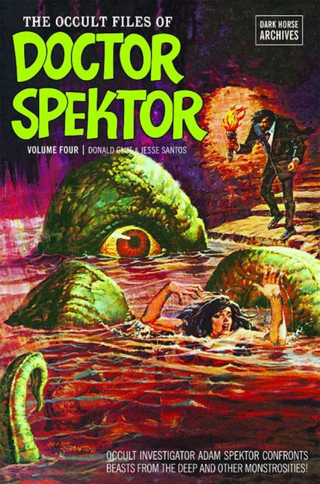 The Occult Files of Doctor Spektor Vol. 4