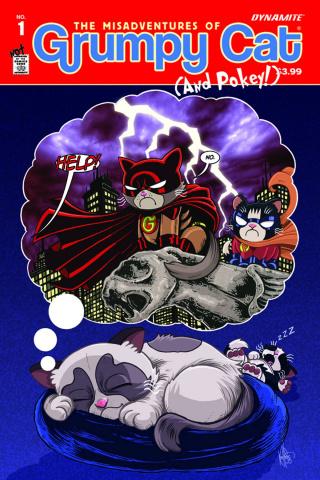 Grumpy Cat #1 (Haeser Cover)