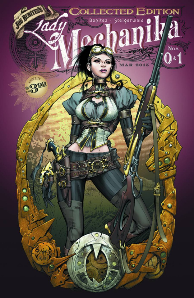 Lady Mechanika #0 & #1