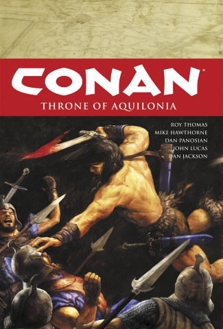 Conan Vol. 12: The Throne of Aquilonia