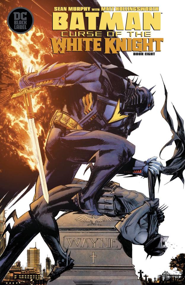 Batman: Curse of the White Knight #8