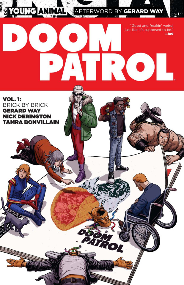 Doom Patrol Vol. 1: Brick by Brick