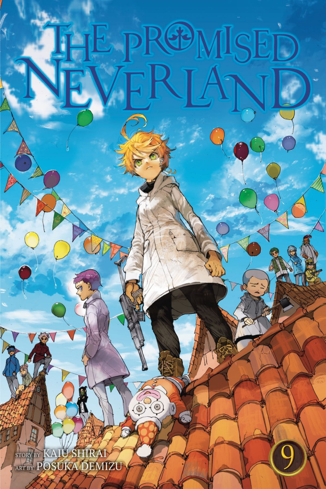 The Promised Neverland Vol. 9