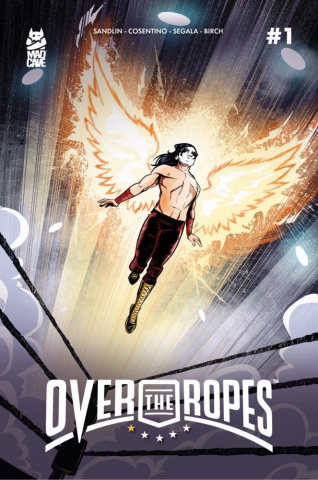 Over the Ropes #1 (Local Comic Shop Day 2019)
