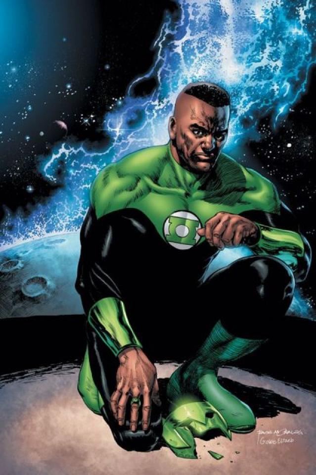 Green Lantern Corps #61