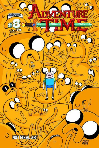 Adventure Time #8