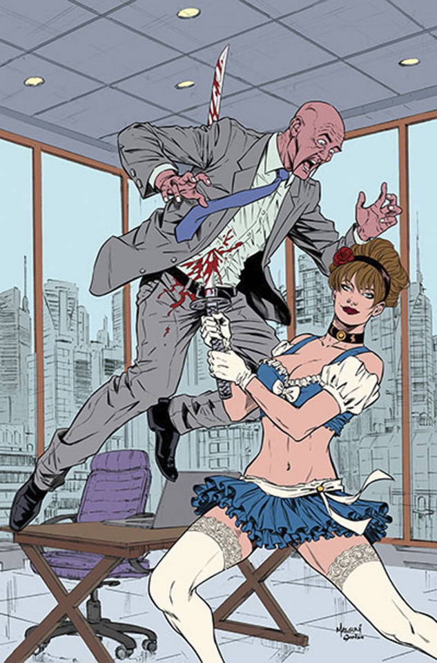 Cinderella: Serial Killer Princess #2 (Malsuni Cover)
