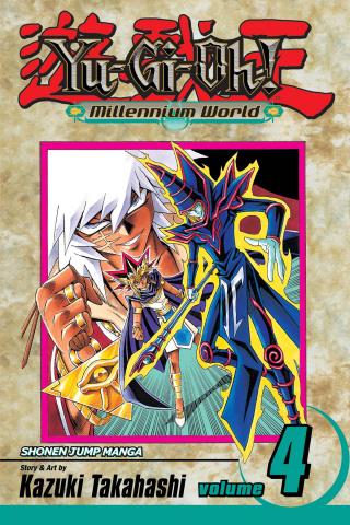 Yu-Gi-Oh! Millennium World Vol. 4