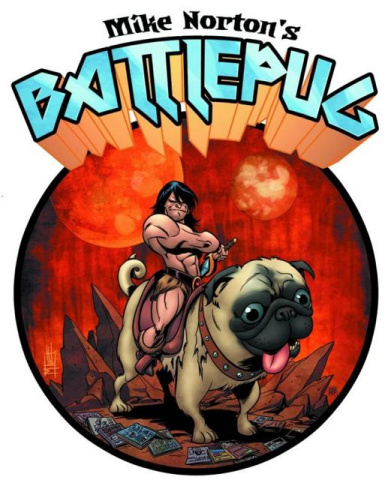 Mike Norton's Battlepug Vol. 1