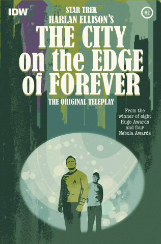 Star Trek: The City on the Edge of Forever #2 (2nd Printing)