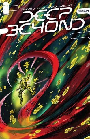 Deep Beyond #4 (Ortiz Cover)