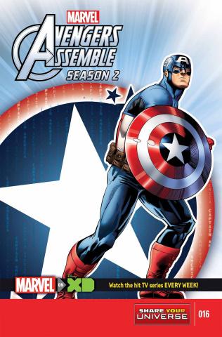 Marvel Universe: Avengers Assemble, Season Two #16