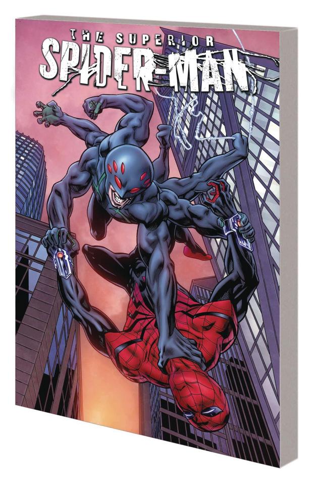 The Superior Spider-Man Vol. 2: Otto-Matic