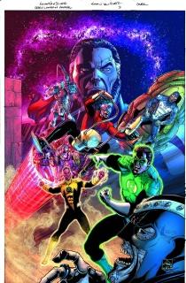 Green Lantern Annual #3 (Godhead)