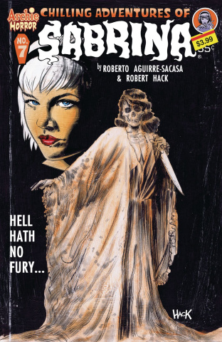 Sabrina #7 (Robert Hack Cover)