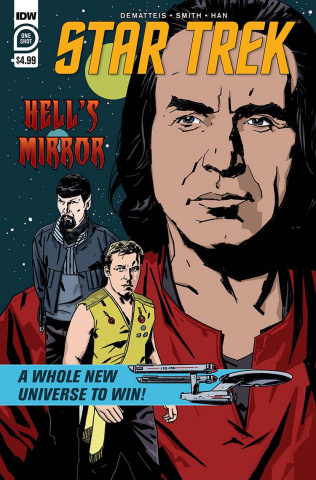 Star Trek: Hell's Mirror (Smith Cover)