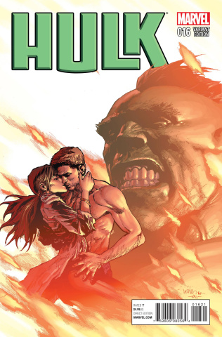 Hulk #16 (Yu Cover)