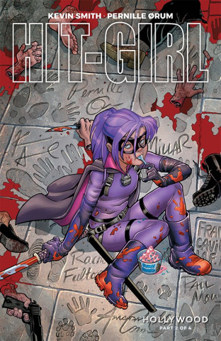 Hit-Girl, Season Two #2 (Conner Cover)