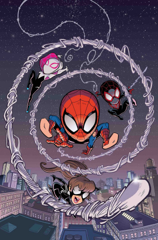 Marvel Superhero Adventures: Spider-Man and the Web Designers #1