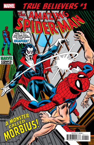 Spider-Man: Morbius #1 (True Believers)
