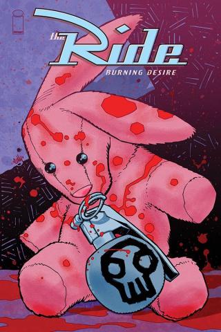 The Ride: Burning Desire #3 (Hamner Cover)