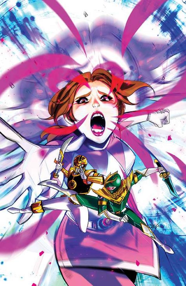 Mighty Morphin #11 (15 Copy Carlini Cover)