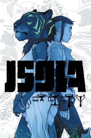 Isola #5 (Kerschl Cover)
