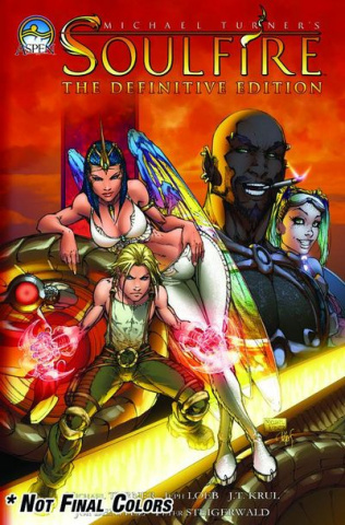 Soulfire: The Definitive Edition Vol. 1