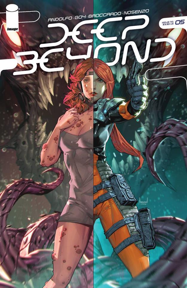 Deep Beyond #5 (Ngu Cover)