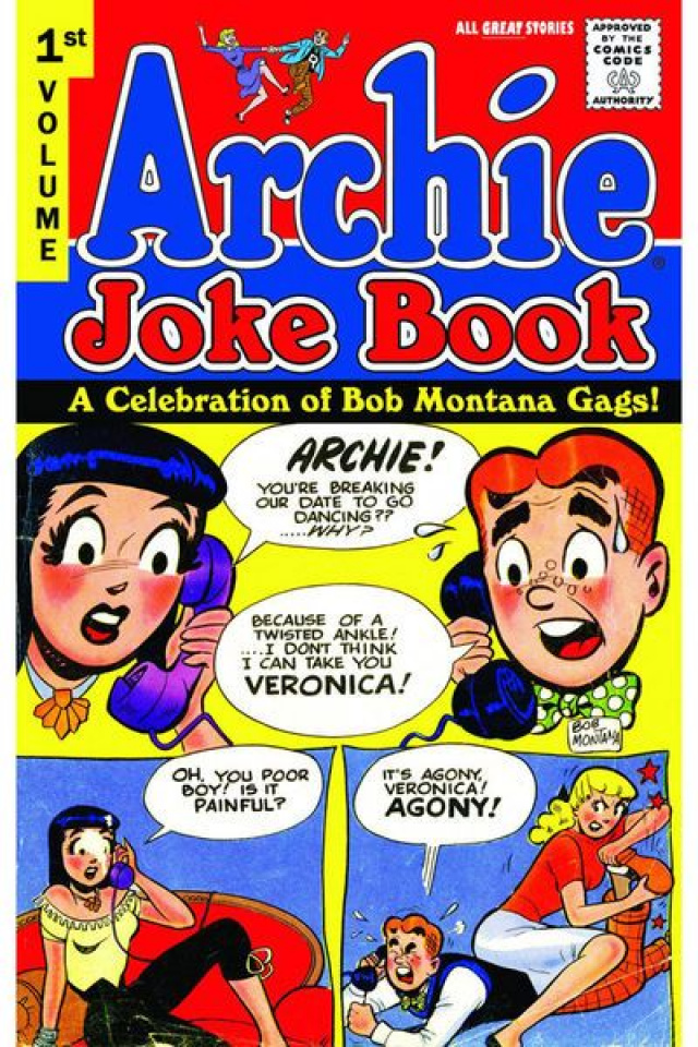 Archie Joke Book Vol. 1: Bob Montana