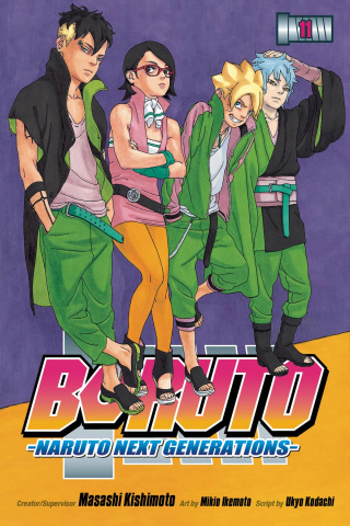 Boruto Vol. 11: Naruto Next Generations