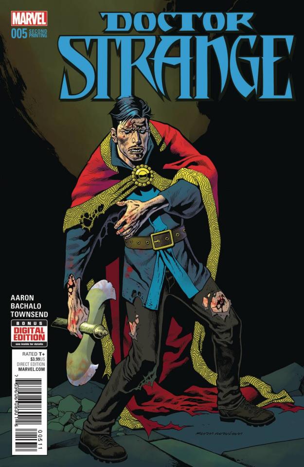 Doctor Strange #5 (Nowlan 2nd Printing)