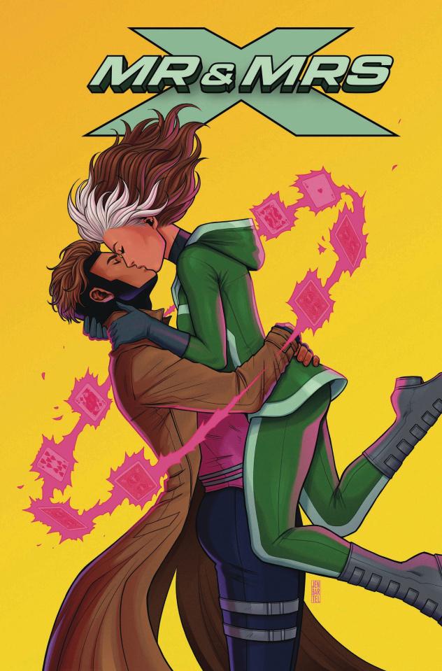 Mr. & Mrs. X #2 (Bartel Cover)
