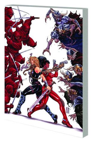 The Fearless Defenders Vol. 1: Doom Maidens