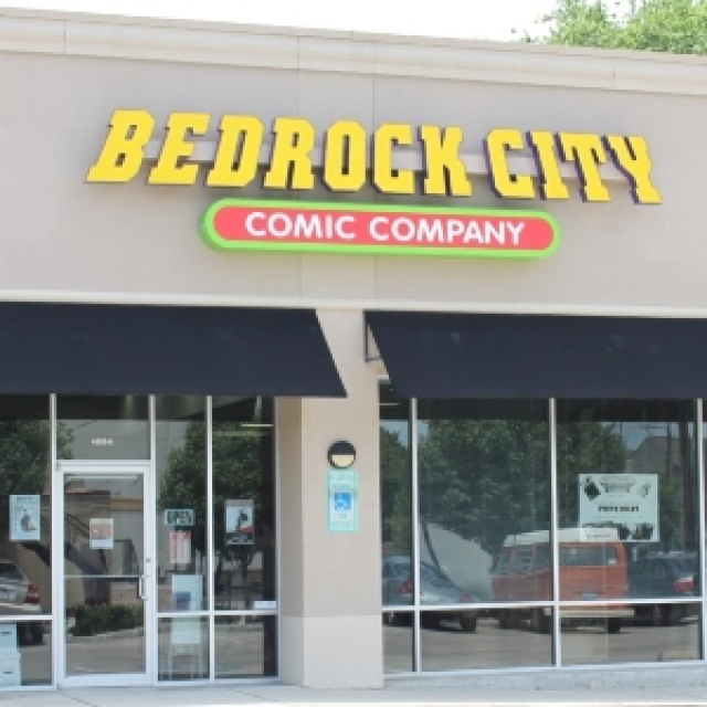 Bedrock City Comic Company